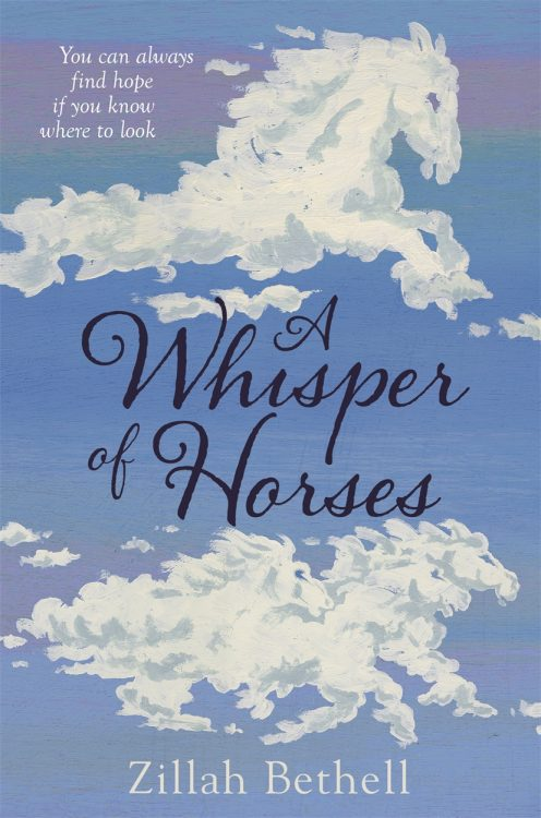A Whisper of Horses - picture