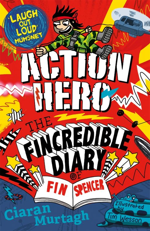 Action Hero: The Fincredible Diary of Fin Spencer - picture