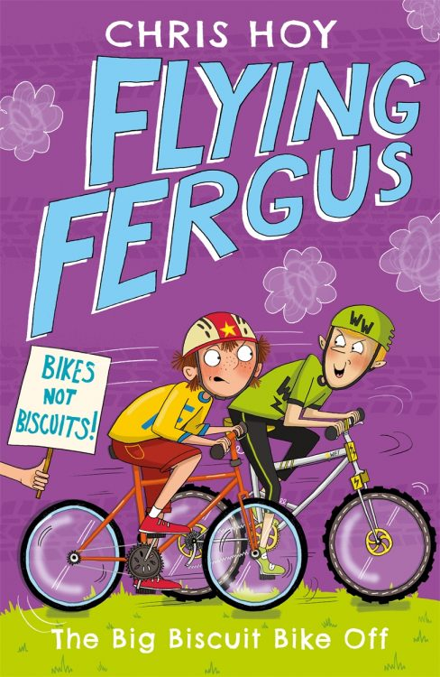 Flying Fergus 3: The Big Biscuit Bike Off - picture