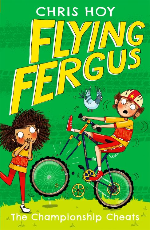 Flying Fergus 4: The Championship Cheats - picture