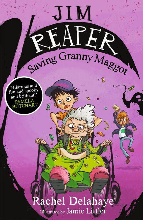Jim Reaper: Saving Granny Maggot - picture